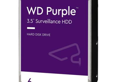WD CCTV Hard Disk